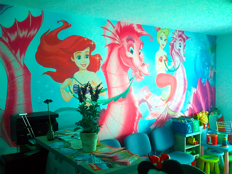 Tapet Decorare Perete Ariel