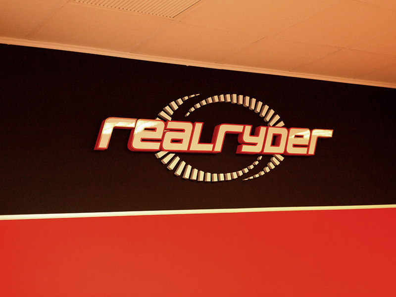 Volumetrie Decorare Perete Real Ryder